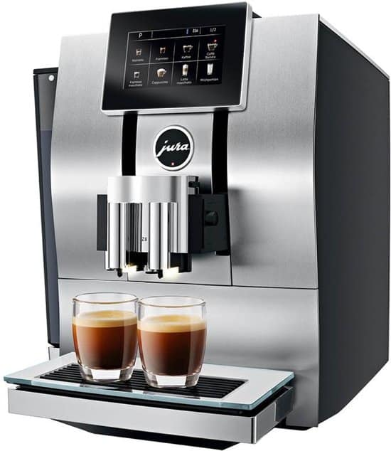 Jura Z8 Aluminium - Coffeeboon