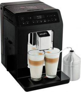 Krups Evidence EA8919 espressomachine - Coffeeboon