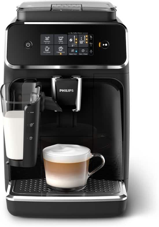 Philips 2200 serie espressomachine - Coffeeboon