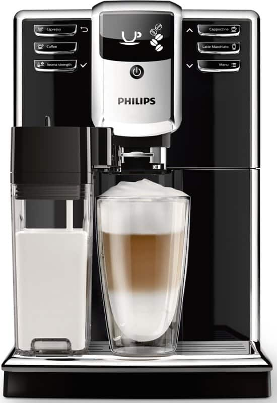 Philips 5000 serie EP536010 - Coffeeboon
