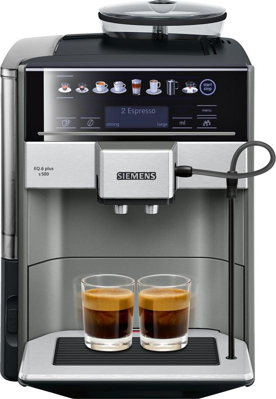 Siemens EQ.6 Plus s500 TE655203RW Coffeeboon