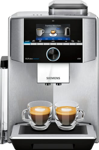 Siemens EQ9 Plus S800 beste koffiemachine - coffeeboon