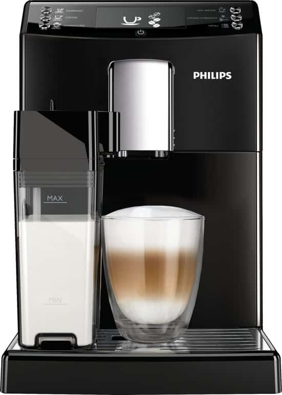 philips 5000 serie koffiemachine - coffeeboon