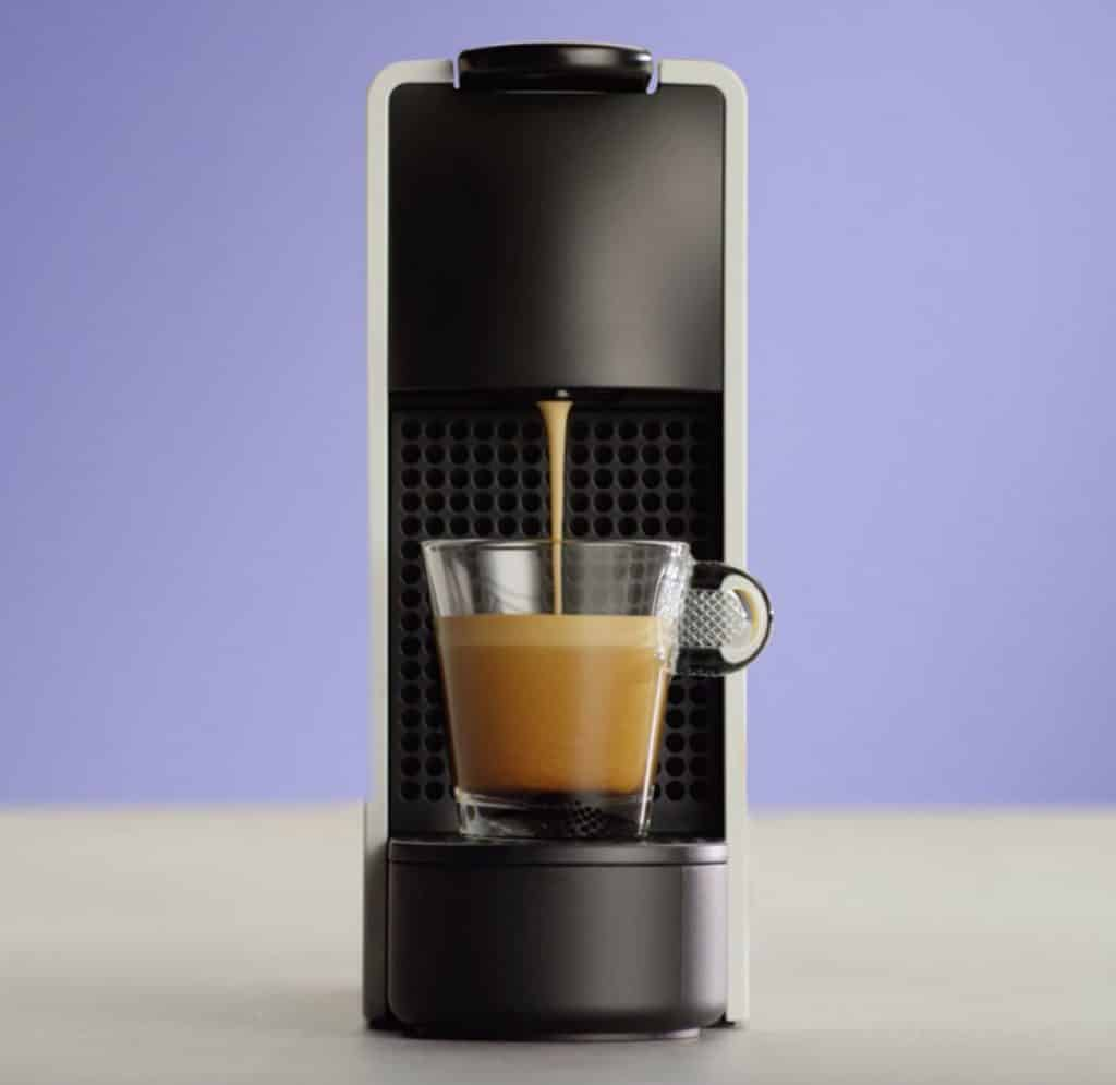 Nespresso Assanza mini