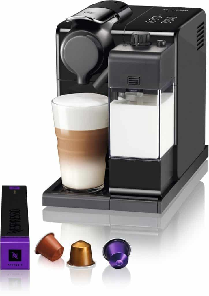 Nespresso lattisma Touch