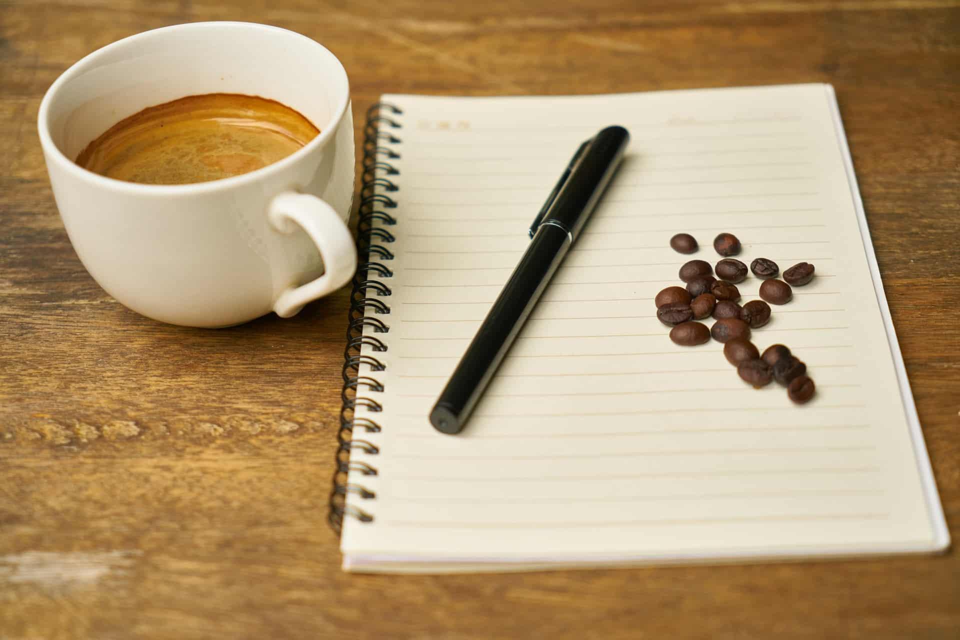 koffiemachine voor op het kantoor